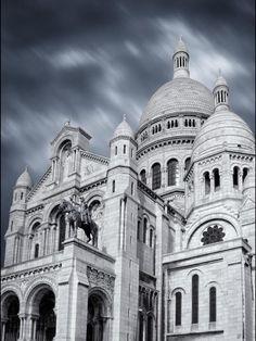 Basilique du Sacré-Cœur de Montmartre Paris