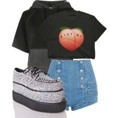 Kiss My Peach