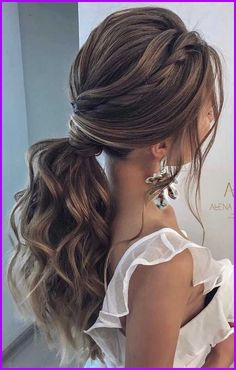 Updos For Medium Length Hair, Up Dos For Medium Hair, Medium Hair Styles, Long Hair Styles, Medium Length Wedding Hairstyles, Hair Styles For Prom, Bridesmaid Hair Medium Length, Updo Styles, Hairdo Wedding
