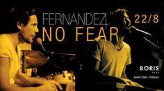Flyer para Fernández 4