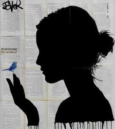 "Saatchi Art Artist Loui Jover; Drawing, ""little wishes.. SOLD"" #art"