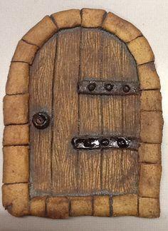 Cleo's faerie door