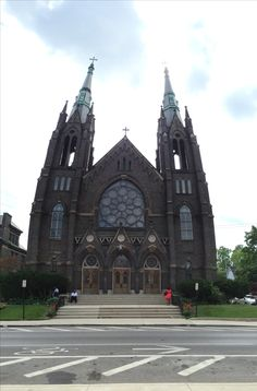 St. John / Holy Rosary Catholic Church in Columbus Ohio