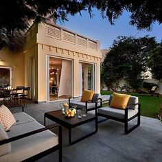 My Home Design, House Design, Contemporary Outdoor Furniture, Outdoor Entertaining, Garden Furniture, Patio, Saint Tropez, Clean Lines, House Styles