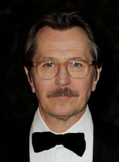 Gary Oldman...one of the best character actors ever. He looks different in every movie has ever been cast in.
