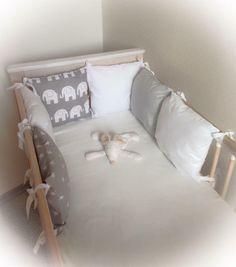❤️ Bettumrandung ❤️ Baby-/Kinderzimmer ❤️