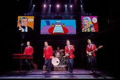 Jersey Boys at the Piccadilly Theater West End Piccadilly Theatre, Jersey Boys, London Theatre, London Places, West End, Edd, Theater, Musicals, Theatres