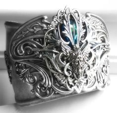 water elemental cuff by *harlequinromantique on deviantART
