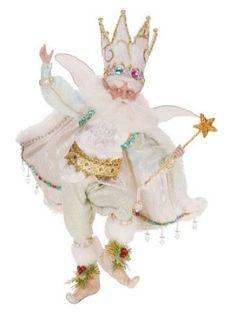 Mark Roberts Christmas Collectible Winter Wonderland Christmas Fairy