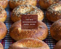 The Best Bagel Shops in NYC, Sorted by Neighborhood