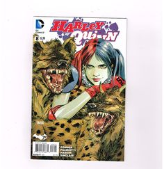 HARLEY QUINN #8 Limited to 1 for 25 variant by Dan Panosian! NM  http://www.ebay.com/itm/HARLEY-QUINN-8-Limited-1-25-variant-Dan-Panosian-NM-/301363748586?roken=cUgayN&soutkn=i0XoXH
