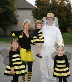 queen bee costume diy - Google Search