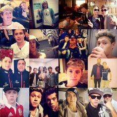 Niall Horan Selfies 2