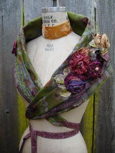 / lovely shawl from fashionrefashion /