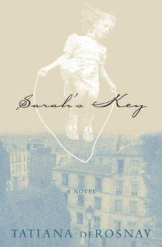 "Sarah's Key.  Centers around a horrible, true ""event"" that took place in Paris 1942.  Painful but for me, a must read."