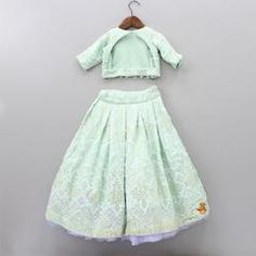 Lehenga, Saree, Mint Green Tops, Kids Purse, Angel Dress, Designer Party Wear Dresses, Kids Wear, Floral Embroidery, To My Daughter