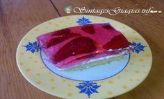 Τάρτα με Φράουλες Cheesecake, Pudding, Fish, Desserts, Decoration, Pies, Cheesecake Cake, Flan, Postres