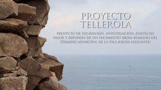 Proyecto Tellerola – Una iniciativa local para la excavación y difusión de un yacimiento ibero romano en Villajoyosa (Alicante)