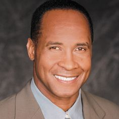 Lynn Swann ~ former NFL Wide Receiver for the Pittsburg Steelers.  Really nice man. Honored to meet him.