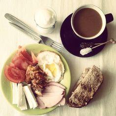 Brunch is served! #Breakfast #brunch #coffee #morning #food #instafood       ioana_cis #foodspottingPhoto by ioana_cis