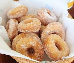 homemade Soft Donuts