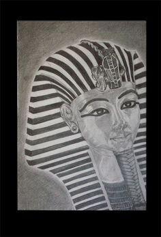 King Tut by jimifardan on Etsy