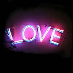 #love #neon