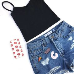Make your style unique and Patch your Subdued Outfit! #youpatch ❤
