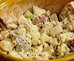 Grandma's Potato Salad Recipe : Nancy Fuller : Food Network
