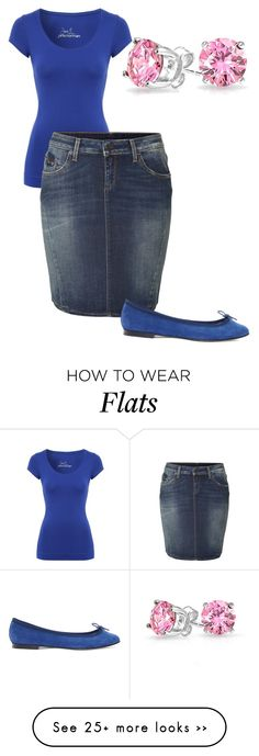 """""""A Day At The Mall #2"""" by carlismodestchristianfashion on Polyvore featuring moda, Jane Norman, True Religion, Repetto, Bling Jewelry, cute, shopping, Modest y mall"""
