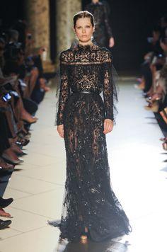 Défile Elie Saab Haute couture Automne-hiver 2012-2013 - Look 5