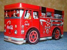 Coca-Cola Firetruck.