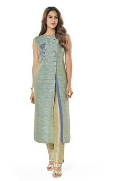 for this Tailer fit designer wear Pakistani Dresses, Indian Dresses, Indian Outfits, Salwar Designs, Blouse Designs, Saris, Salwar Pattern, Look Short, Hippy Chic