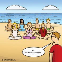 Mediteerannee. - Evert Kwok