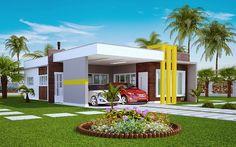 108 - Projetos de casas - Teresina - 85 - esq,