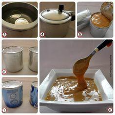 doce de leite panela de pressão tempo de cozimento - Pesquisa Google