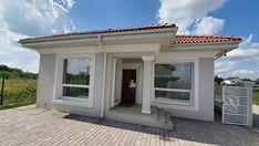 Casa pe parter in Corbeanca | CoArtCo Pergola, Garage Doors, Outdoor Structures, Outdoor Decor, House, Home Decor, Sun, Houses, Homemade Home Decor