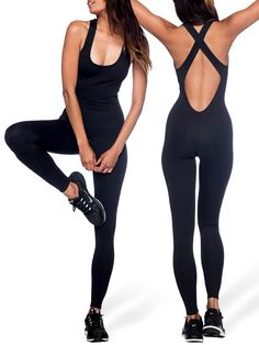 Heroine Catsuit by Black Milk Clothing Más