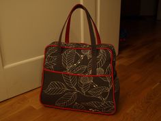 Weekender Travel Bag, by Amy Butler