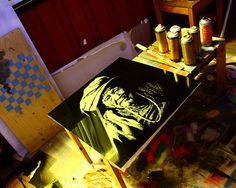 Old Woman #2   In progress   Martin Whatson   Flickr
