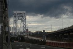 GWB afternoon overcast