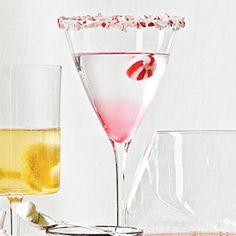 Festive+Holiday+Drinks+ +Candy+Cane+Martini+ +CoastalLiving.com
