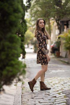 Vintage Dress – Carol Kozovits