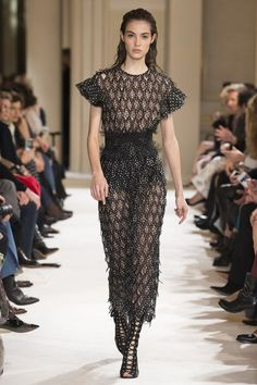 View the complete Fall 2017 collection from Giambattista Valli.