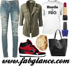 #OOTD: Hustle & Fro on the go
