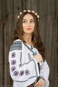 Romanian girl - Simona Moon by simonamoon on DeviantArt Romanian Girls, Kawaii, Moon, Deviantart, Stitch, Wordpress, Blouse, Beautiful, Photography