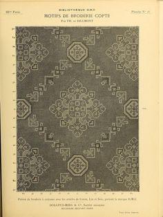 Gallery.ru / Фото #36 - Motifs de Broderie Copte 611 - shtushakutusha