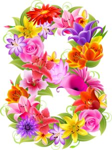 View album on Yandex. Birthday Numbers, Birthday Cards, Old Paper Background, Baby Looney Tunes, Happy Birthday Flower, Looney Tunes Characters, Images Gif, Alphabet And Numbers, 8th Of March
