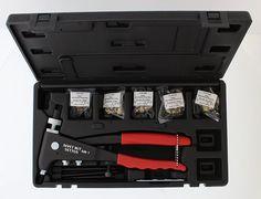 Marson 39315 Ribbed Rivet-nut Kit: Hardware Nut And Bolt Sets: Amazon.com: Industrial & Scientific