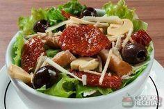 Receita de American salad Premiatto em receitas de saladas, veja essa e outras receitas aqui!